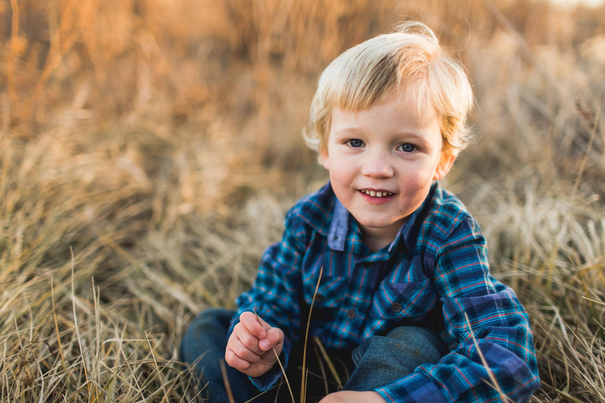 Sunset family session {Provo and Salt Lake lifestyle photographer}