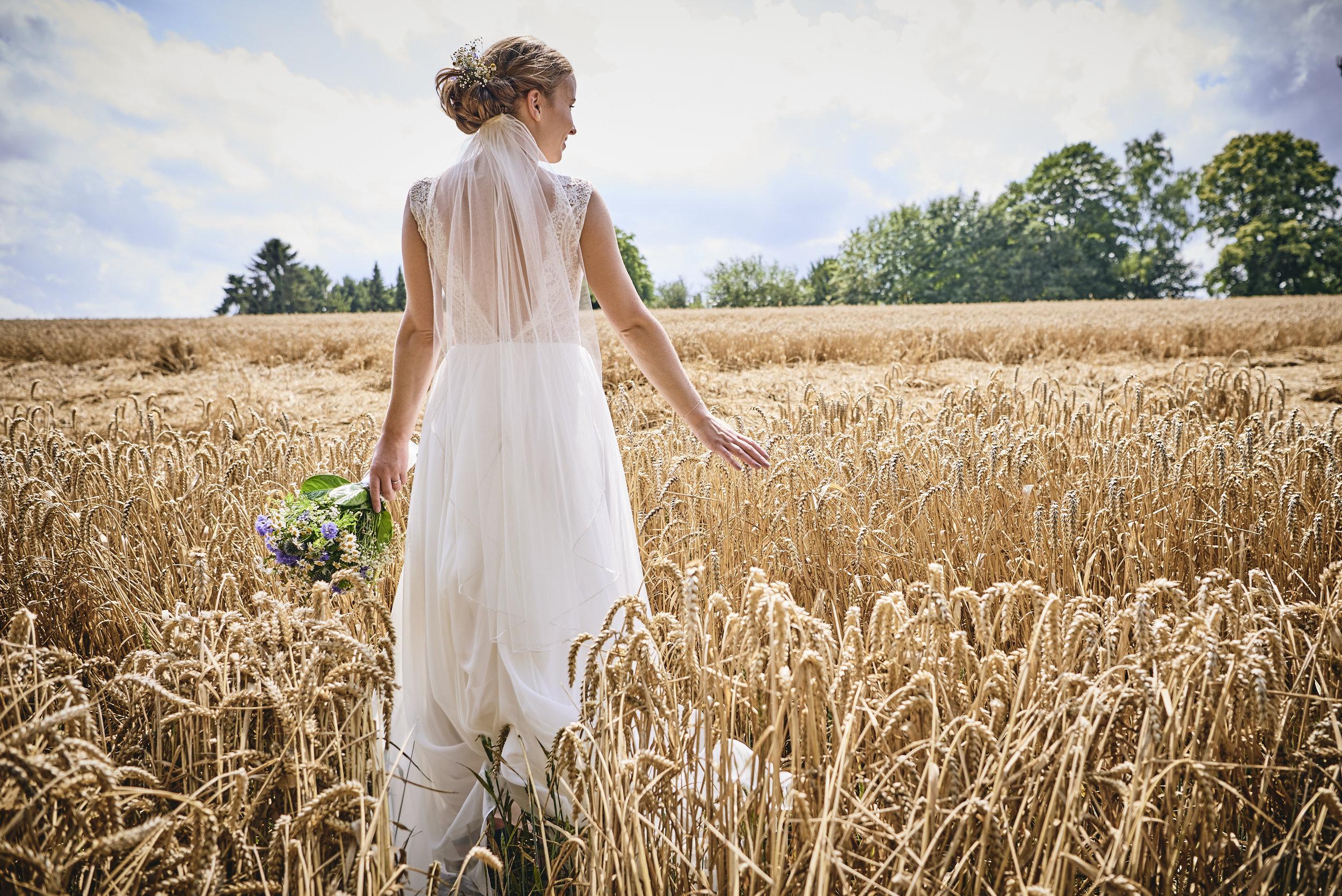 Braut im Kon