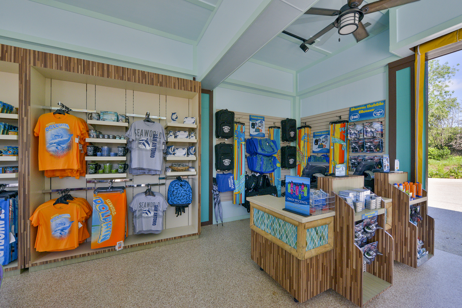 DISCOVERY POINT GIFT SHOP