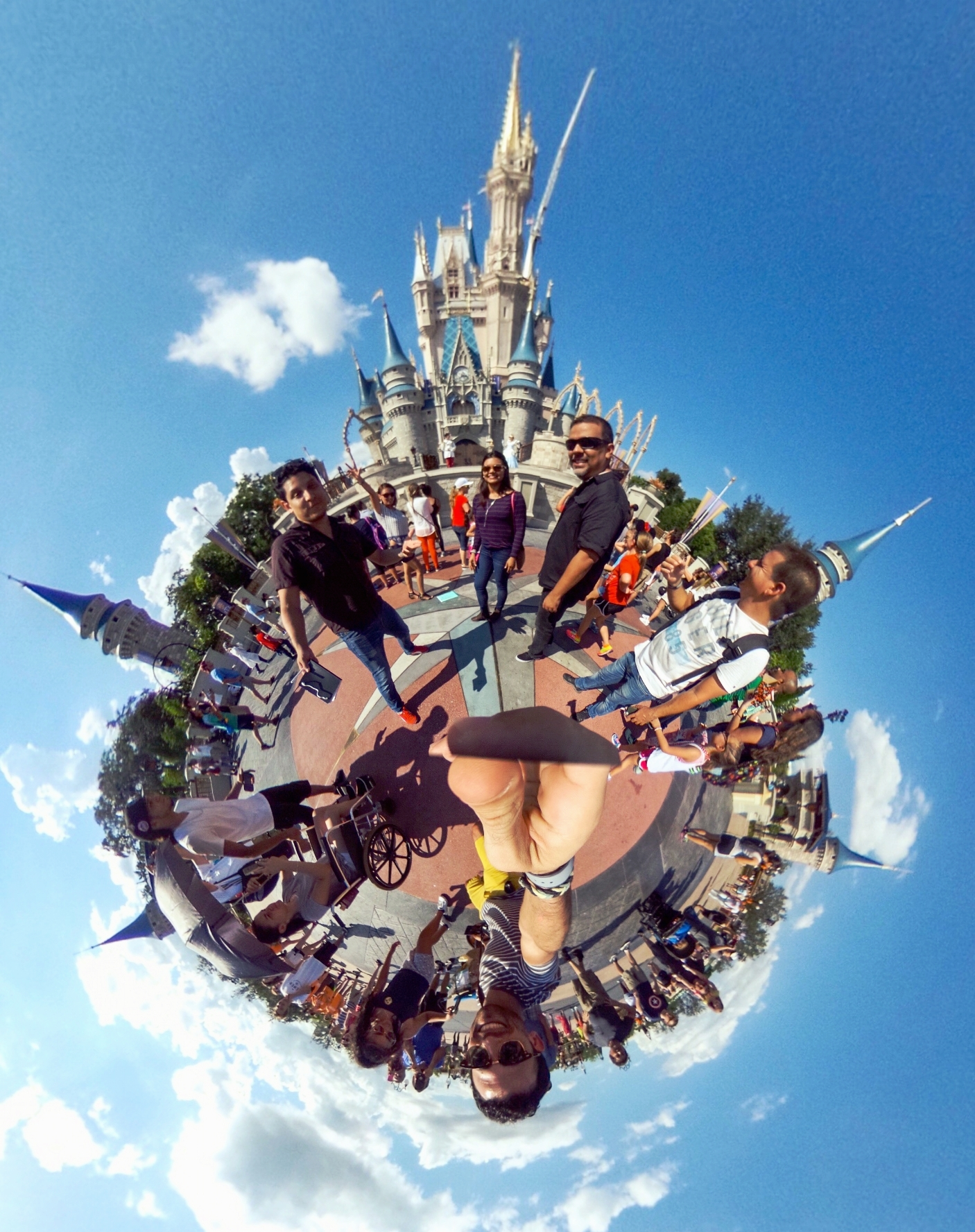 Walt Disney World - Advertising Production
