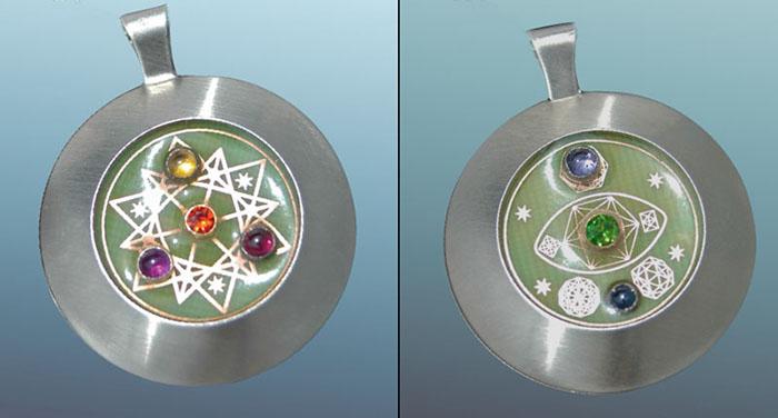 Chakra Heart Companion : 7 Gems