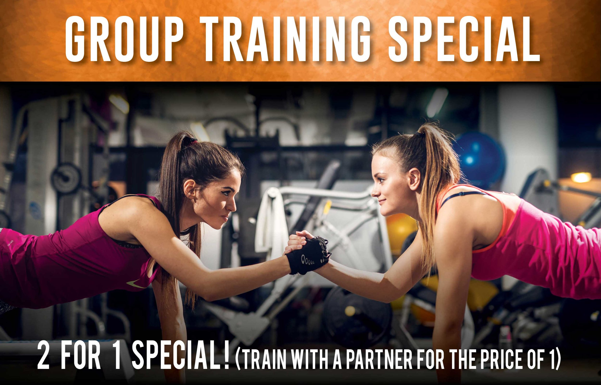 Group Training Special