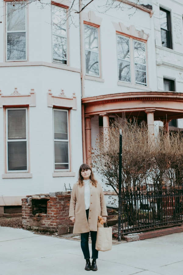 Monika Woods  is a literary agent, writer, and co-founder of Triangle House. She lives in Brooklyn with her family and can be found @ booksijustread .