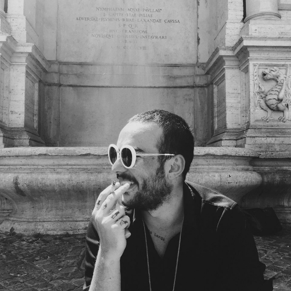 Ivan Solis is a Costa Rican writer and musician. He lives in Rome. @spoonfeed_me