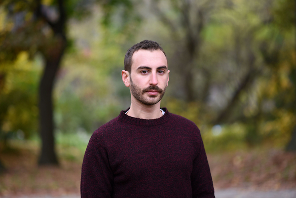 Wallace Ludel is an artist and writer. His art writing and poetry has appeared or is forthcoming in Artforum, BOMB, Narrative, No Tokens, Sporklet, and elsewhere. He recently received his MFA from New York University, where he also taught creative writing.