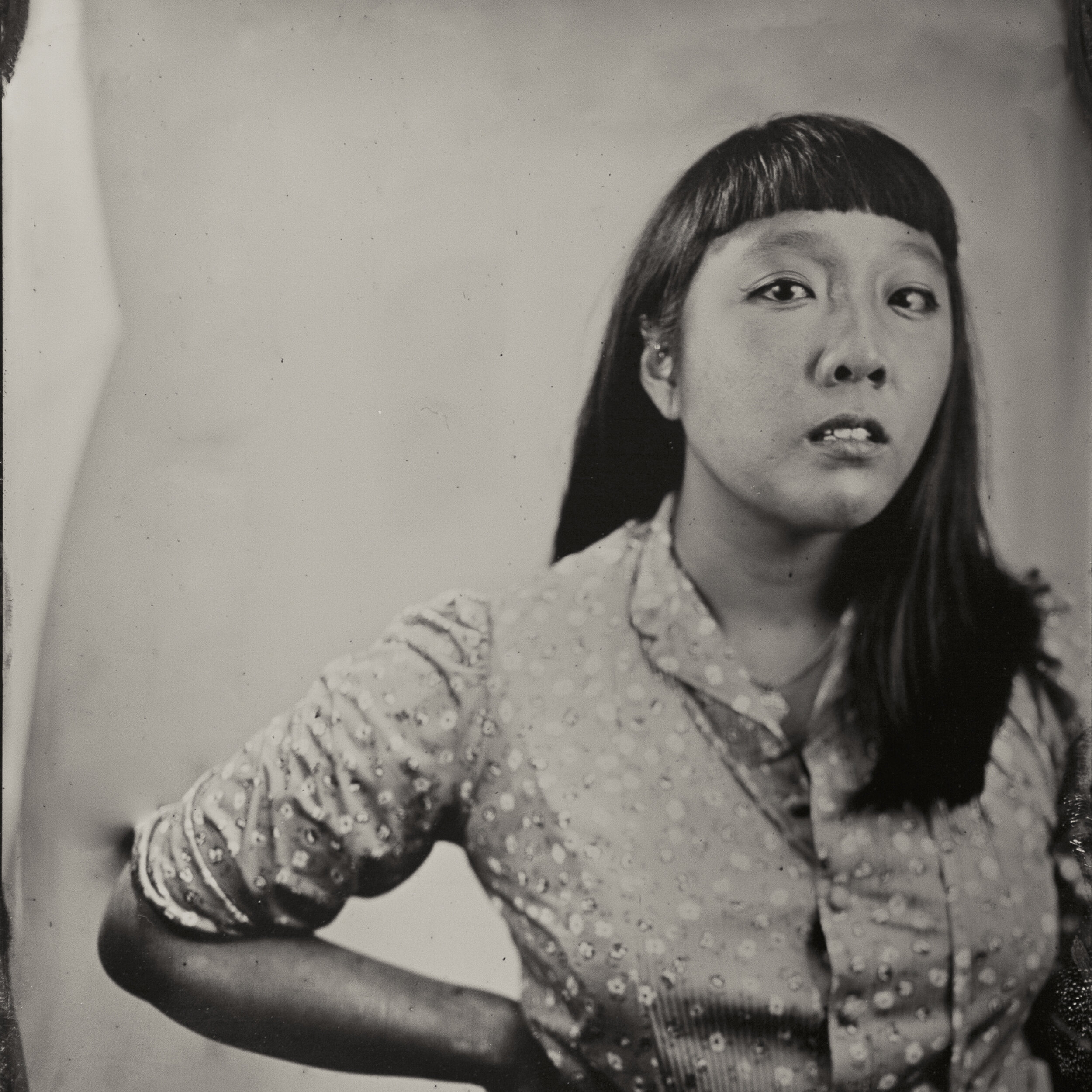 Trisha Low is a poet and performer living in the East Bay. She is the author of  The Compleat Purge  (Kenning Editions, 2013) and  Socialist Realism  (Emily Books/Coffee House Press, 2019).