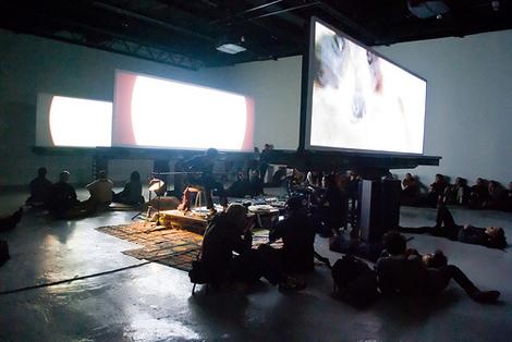 image from http://www.dougaitkenworkshop.com/work/migration/