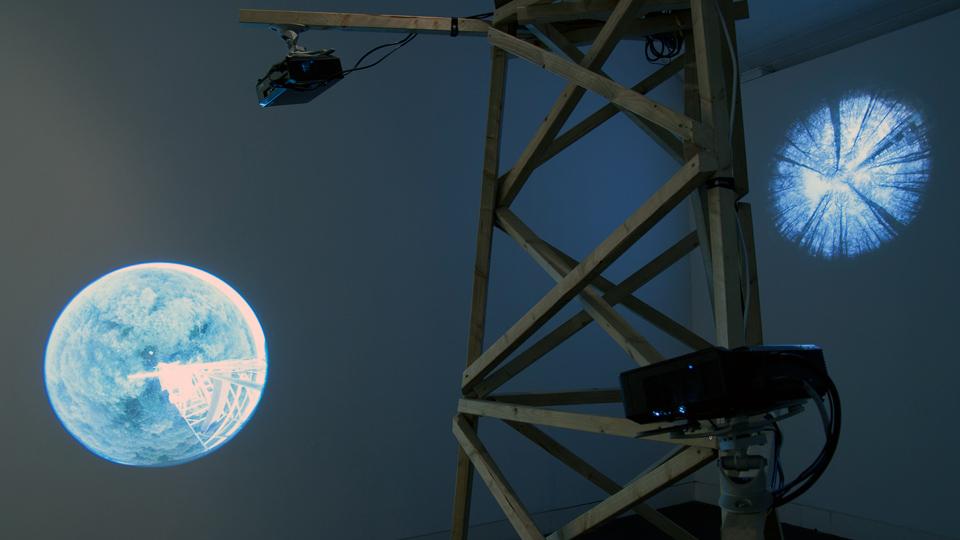 Installation view. Image: artist website.