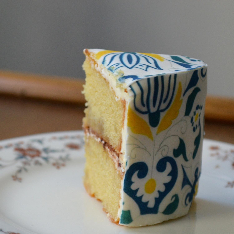 Tiramisú cake with  Amsterdam  sheet