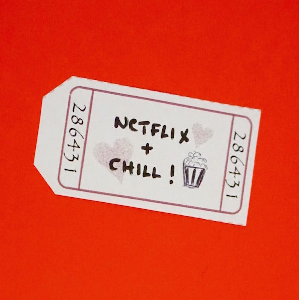 One netflix & chill coupon via Elite Daily