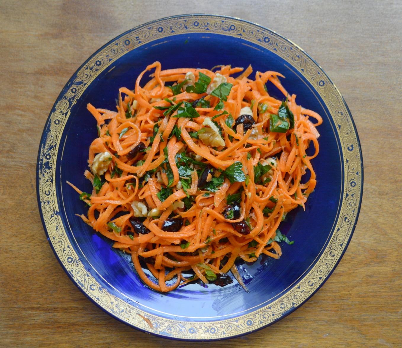 Southern Carrot Slaw