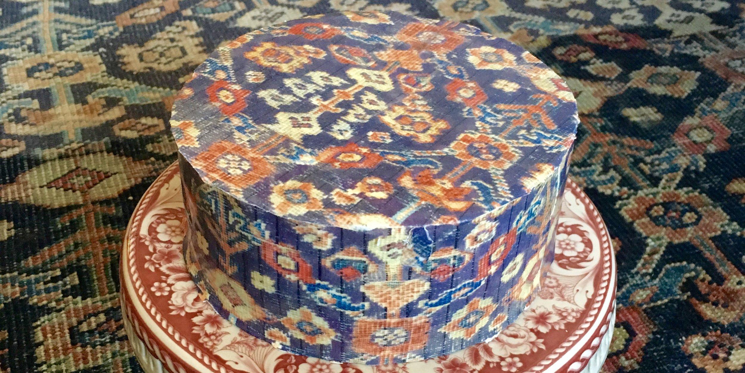 Carpet cake to match your carpet!