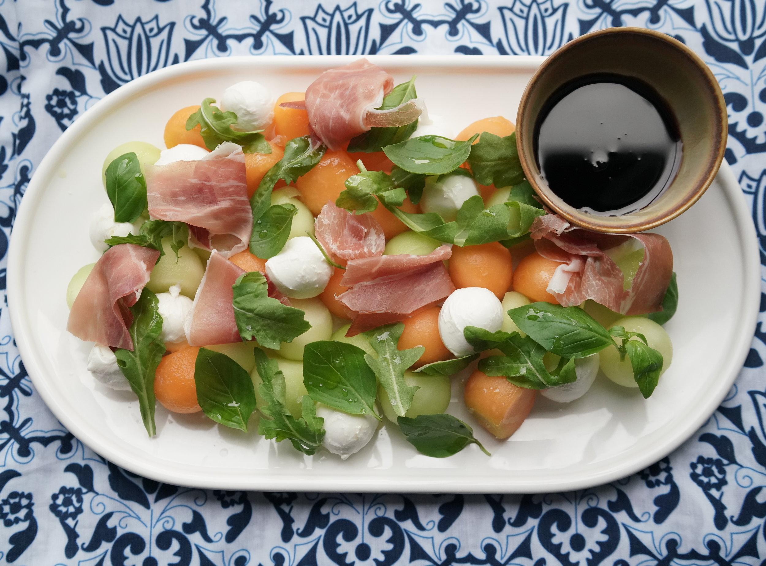 Recipe: Summer Melon Salad