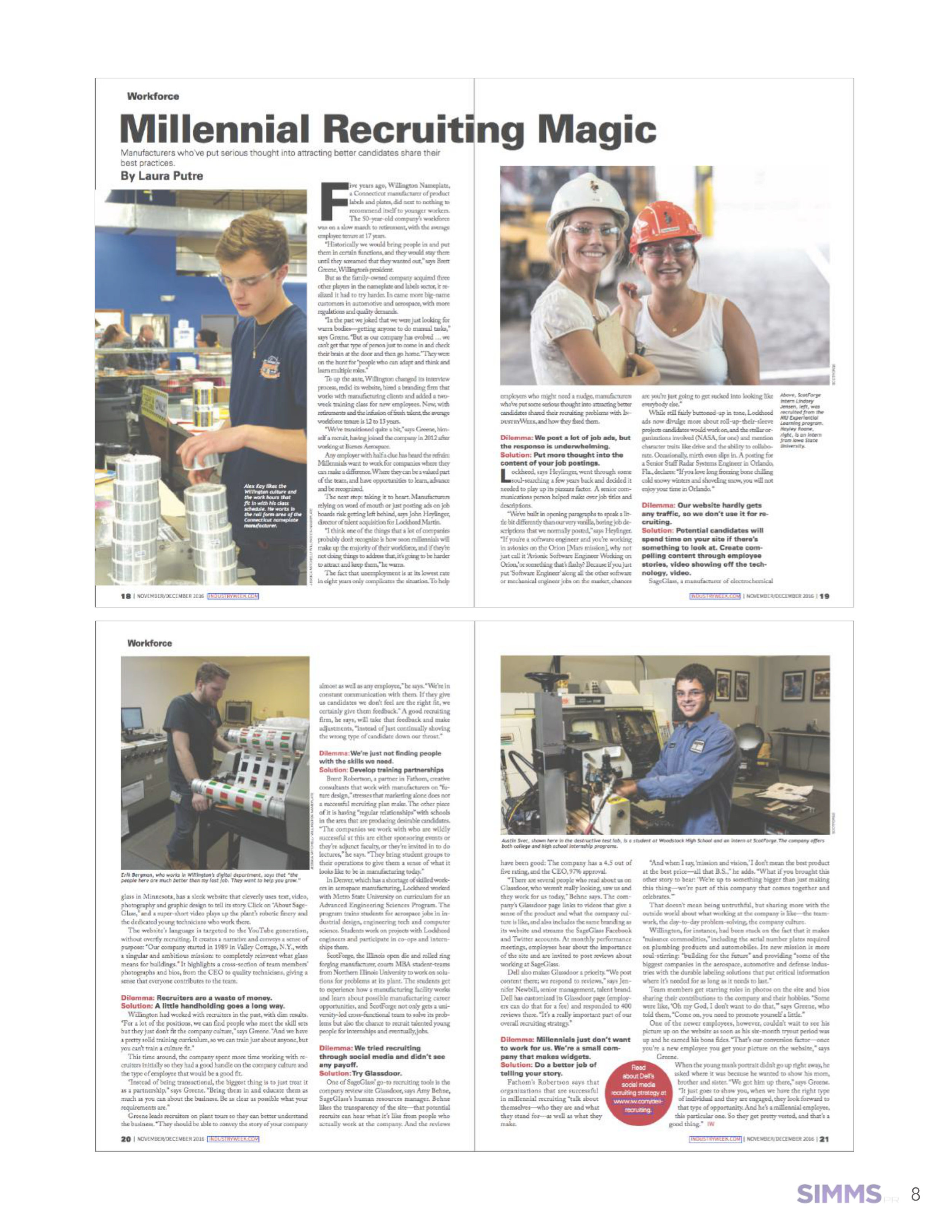 Read this story on the  IndustryWeek website .