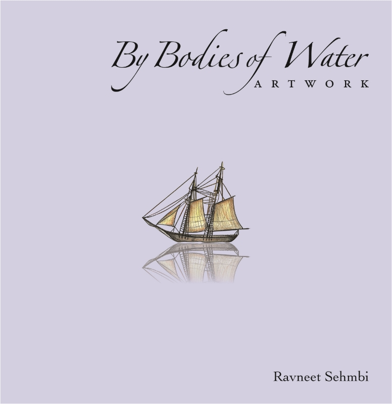 By Bodies of Water - Artwork , 2015