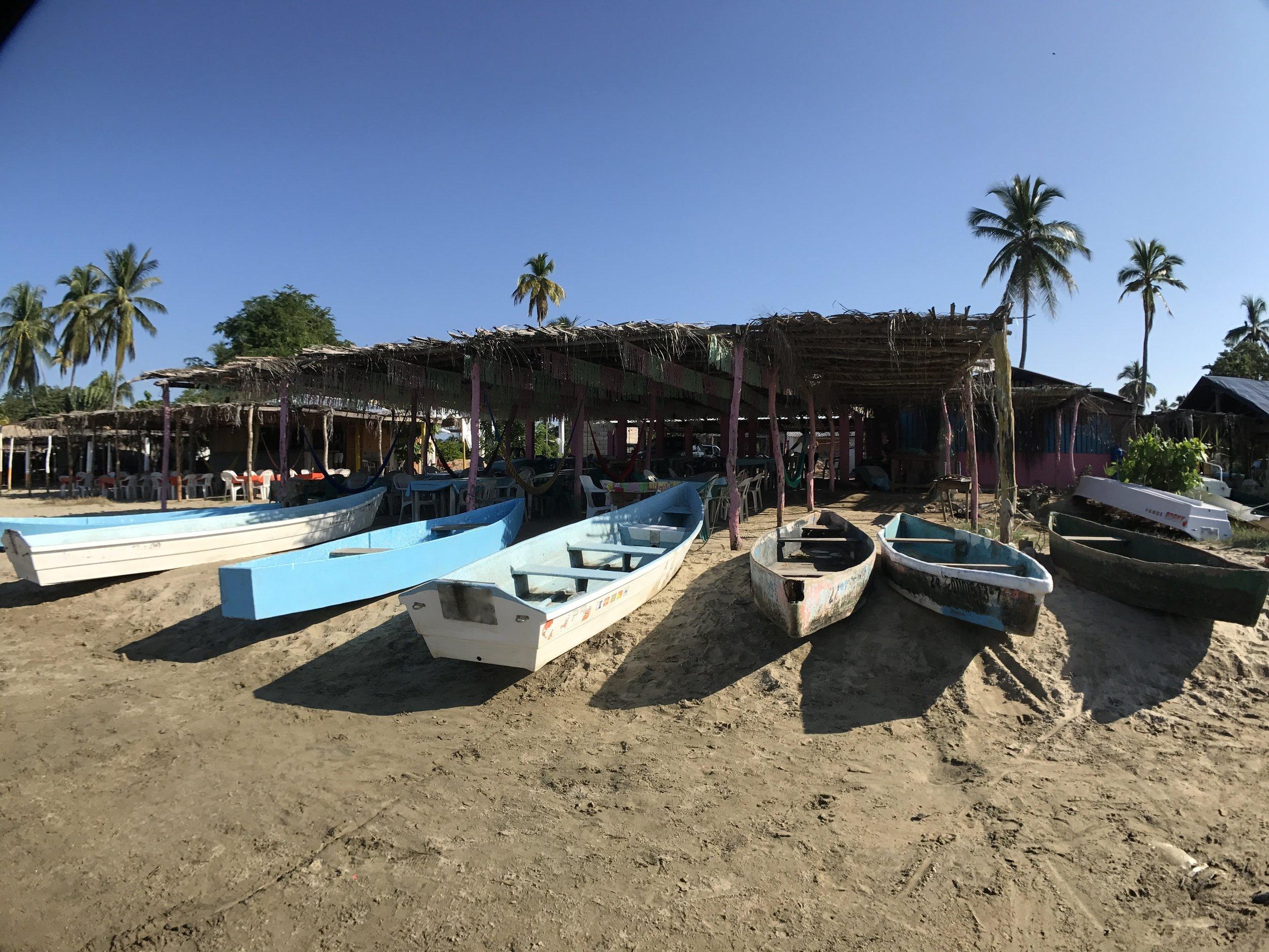 6 things to do in Zihuatanejo - Barra de Potosi Mangrove Boats