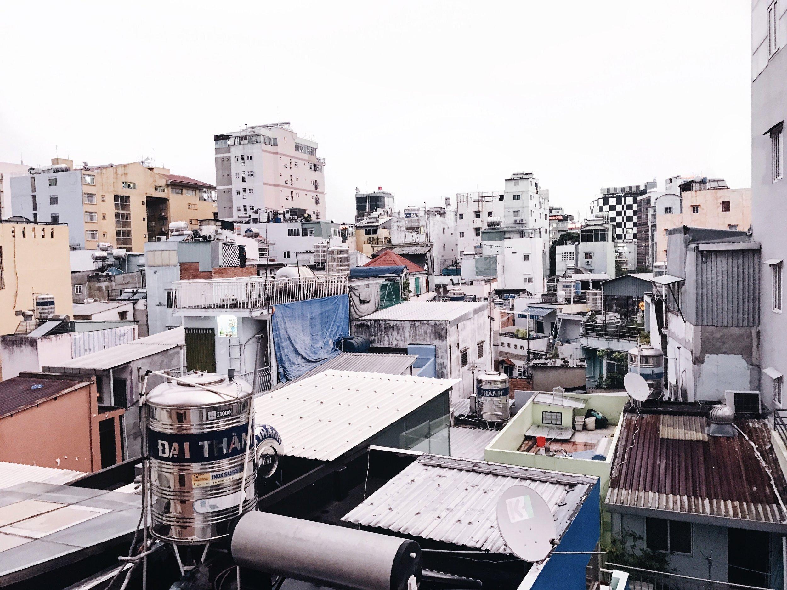 Image: Ho Chi Minh City - Saigon Rooftops