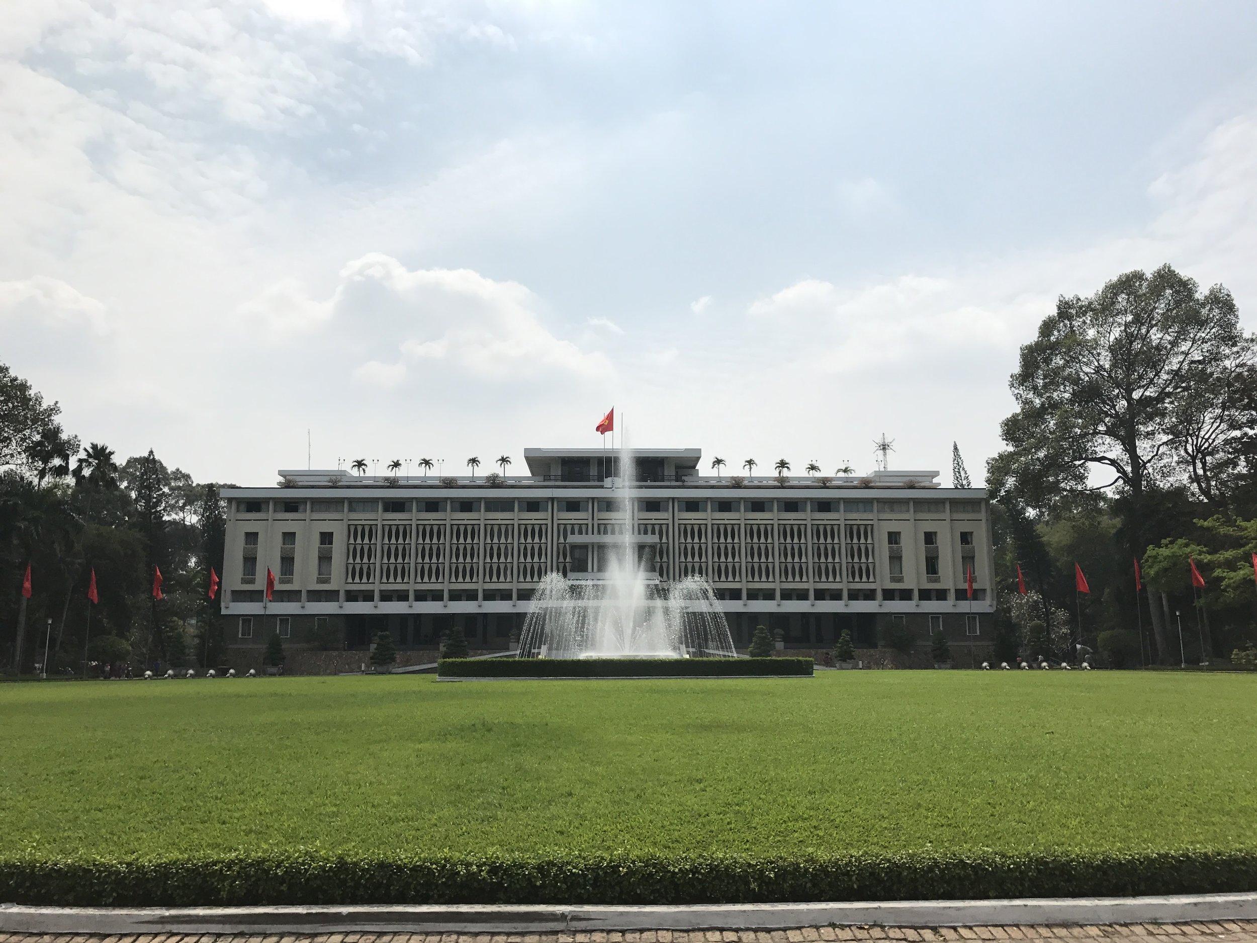 Image: Ho Chi Minh City - Saigon Reunification Palace