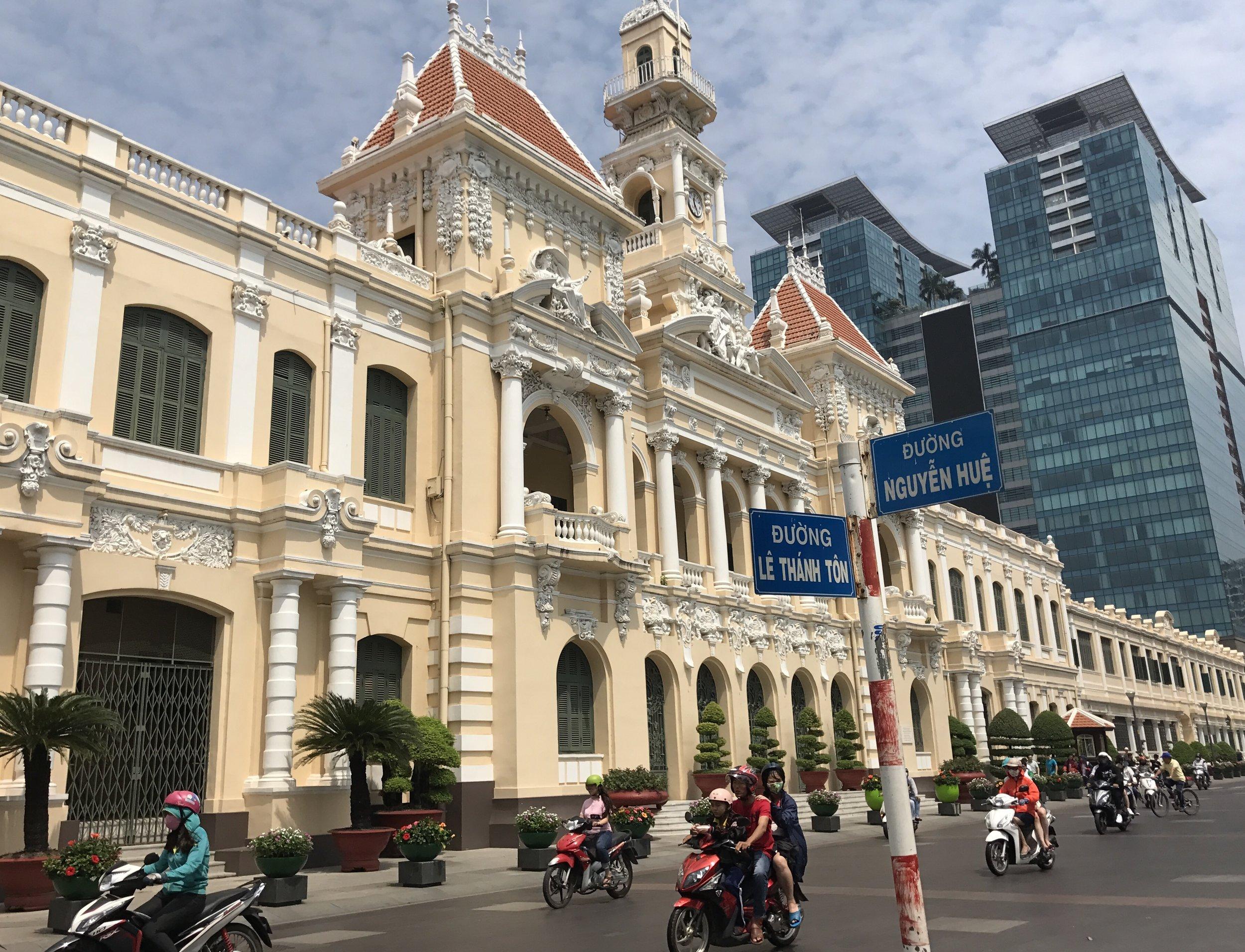 Image: Ho Chi Minh City - Saigon City Hall