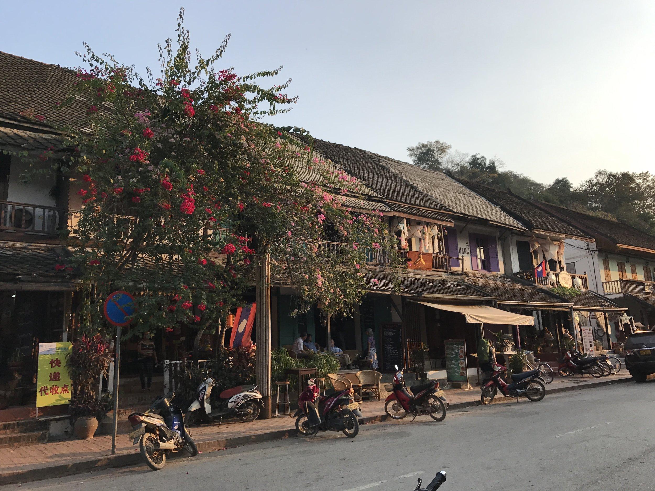 Image: Luang Prabang Storefront