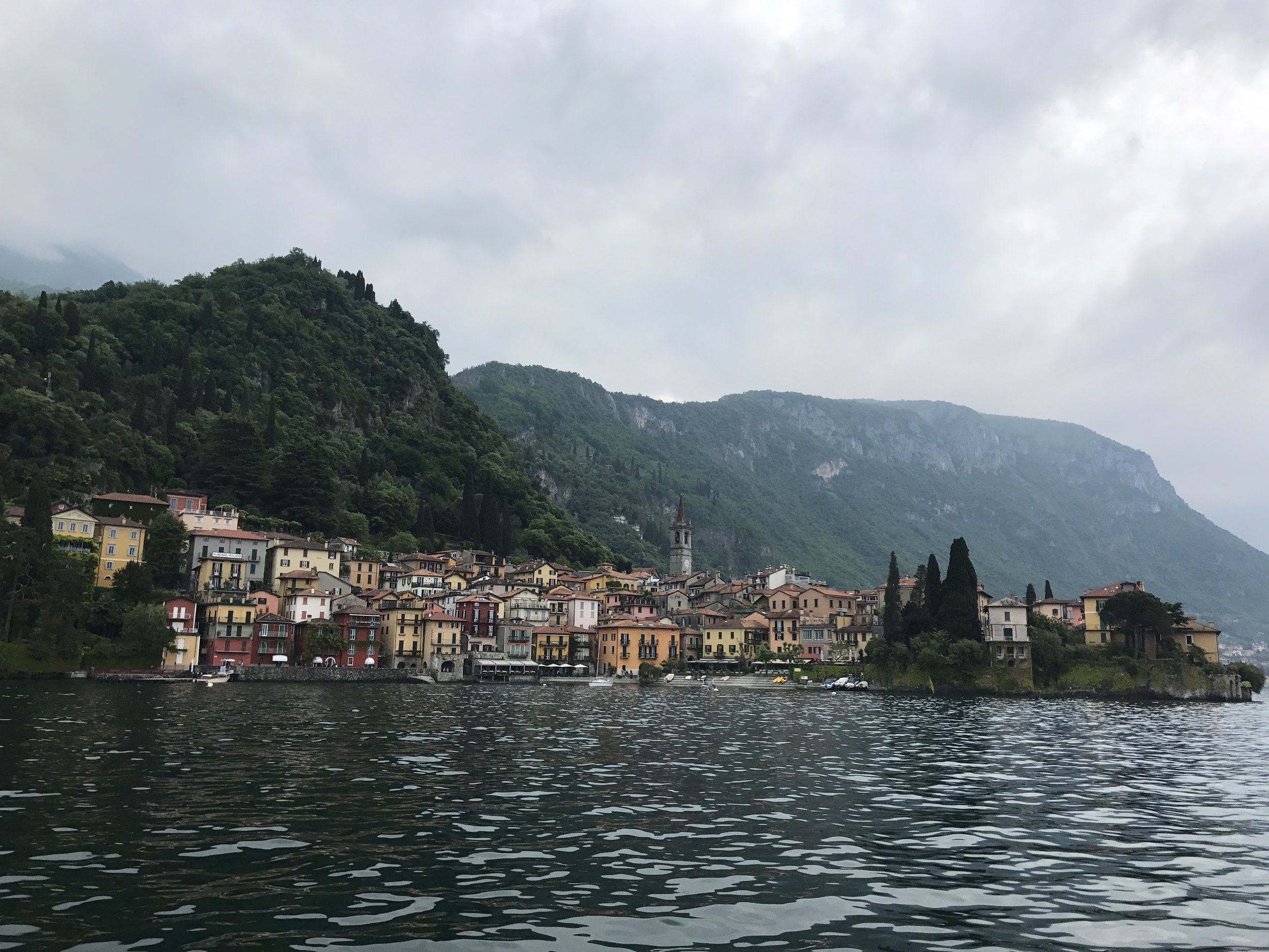 Image: Visiting Como Town - Varenna