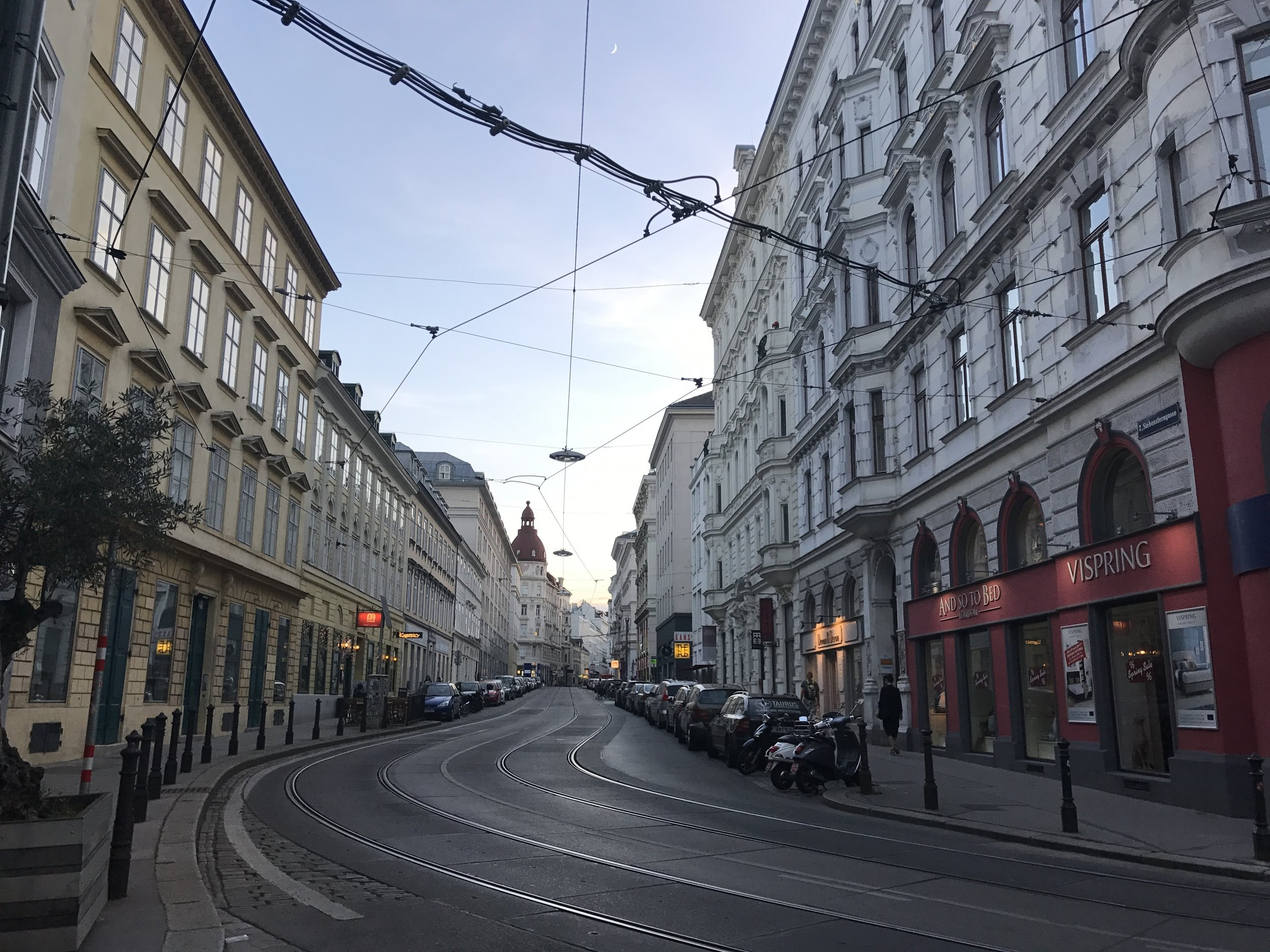 Image: Sampling Vienna - Wien