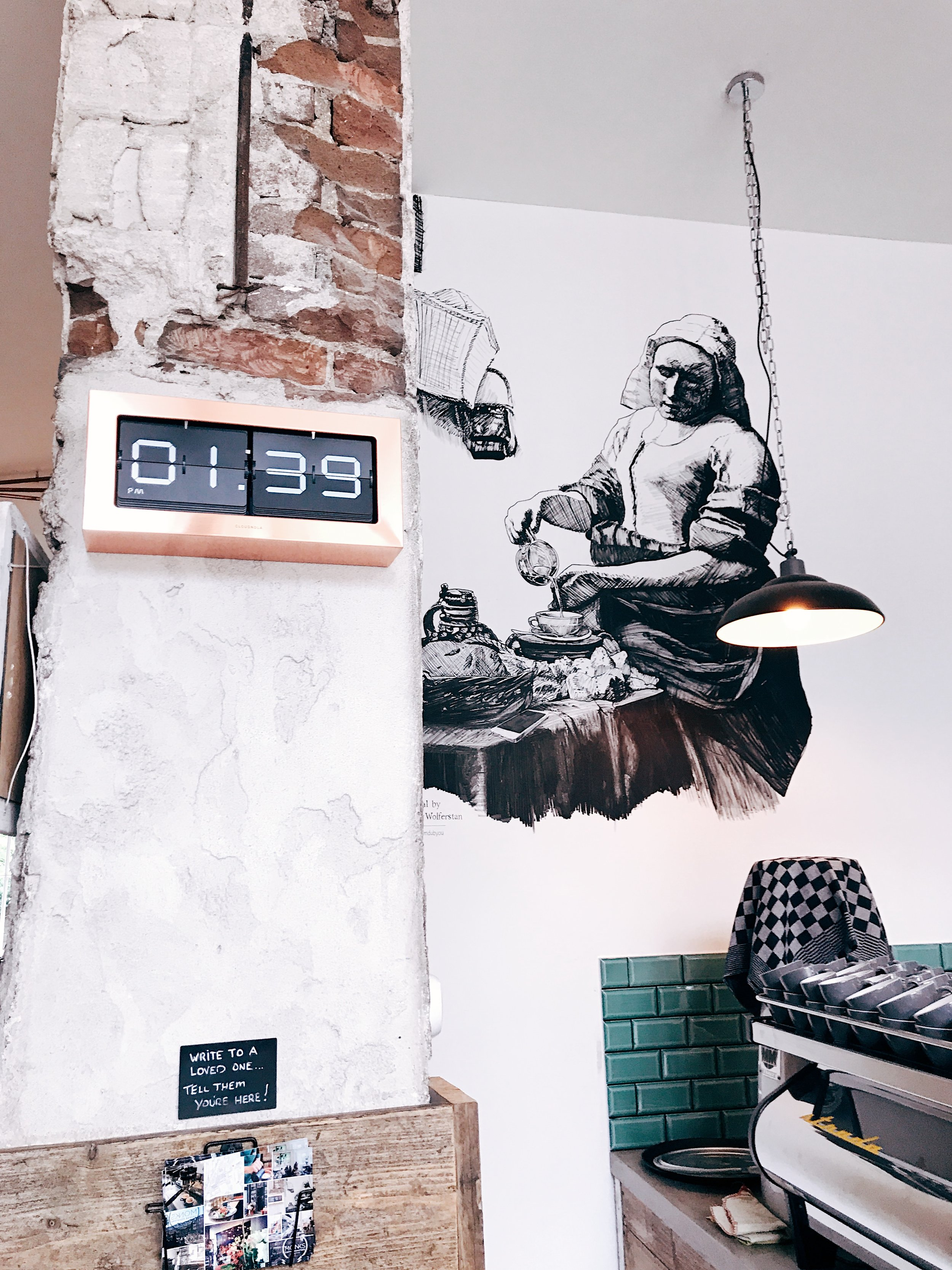Image: Amsterdam: Beyond the Tourist Sites - Monk Coffee Roasters