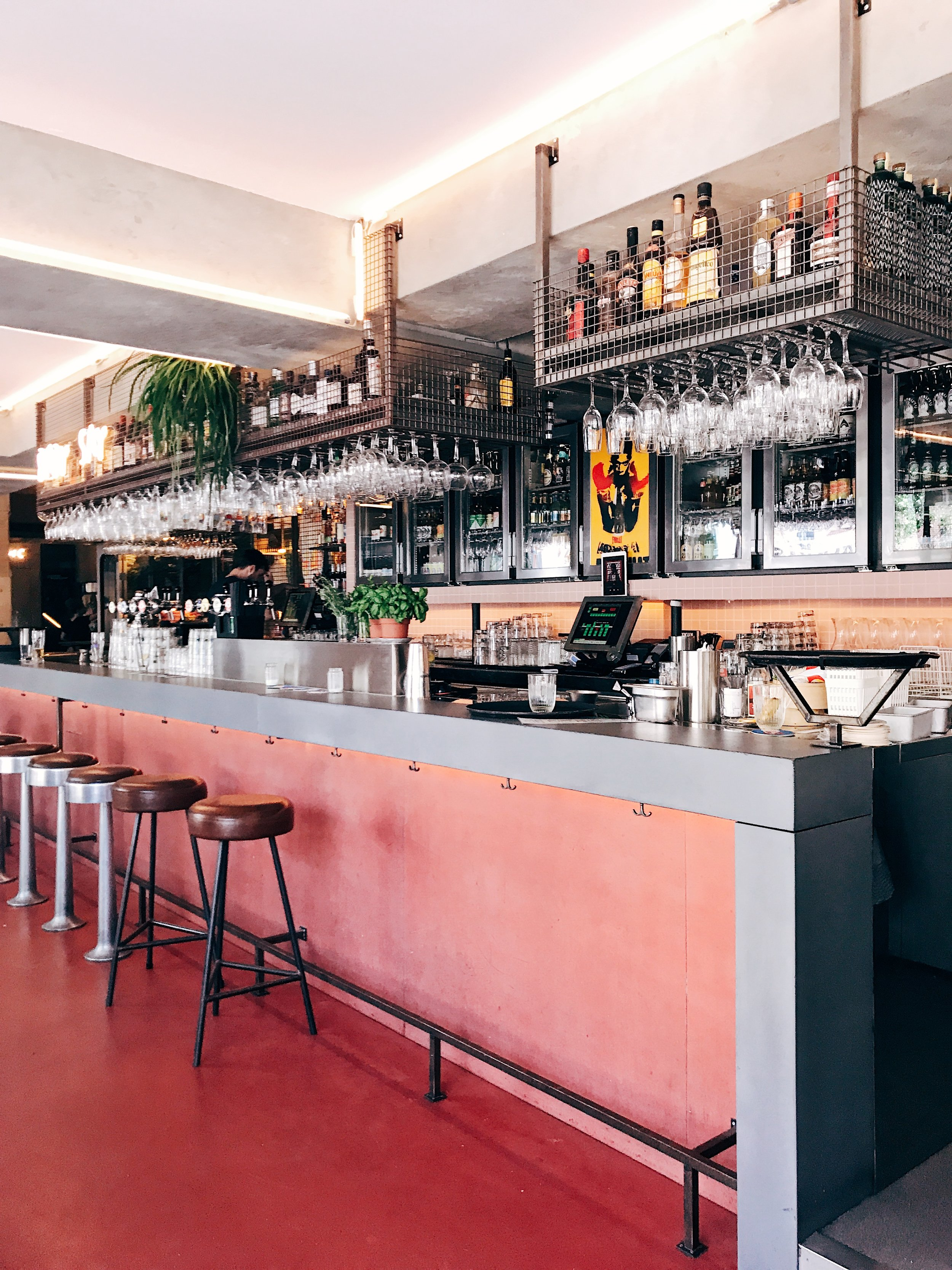 Image: Amsterdam: Beyond the Tourist Sites - Bar Basquiat