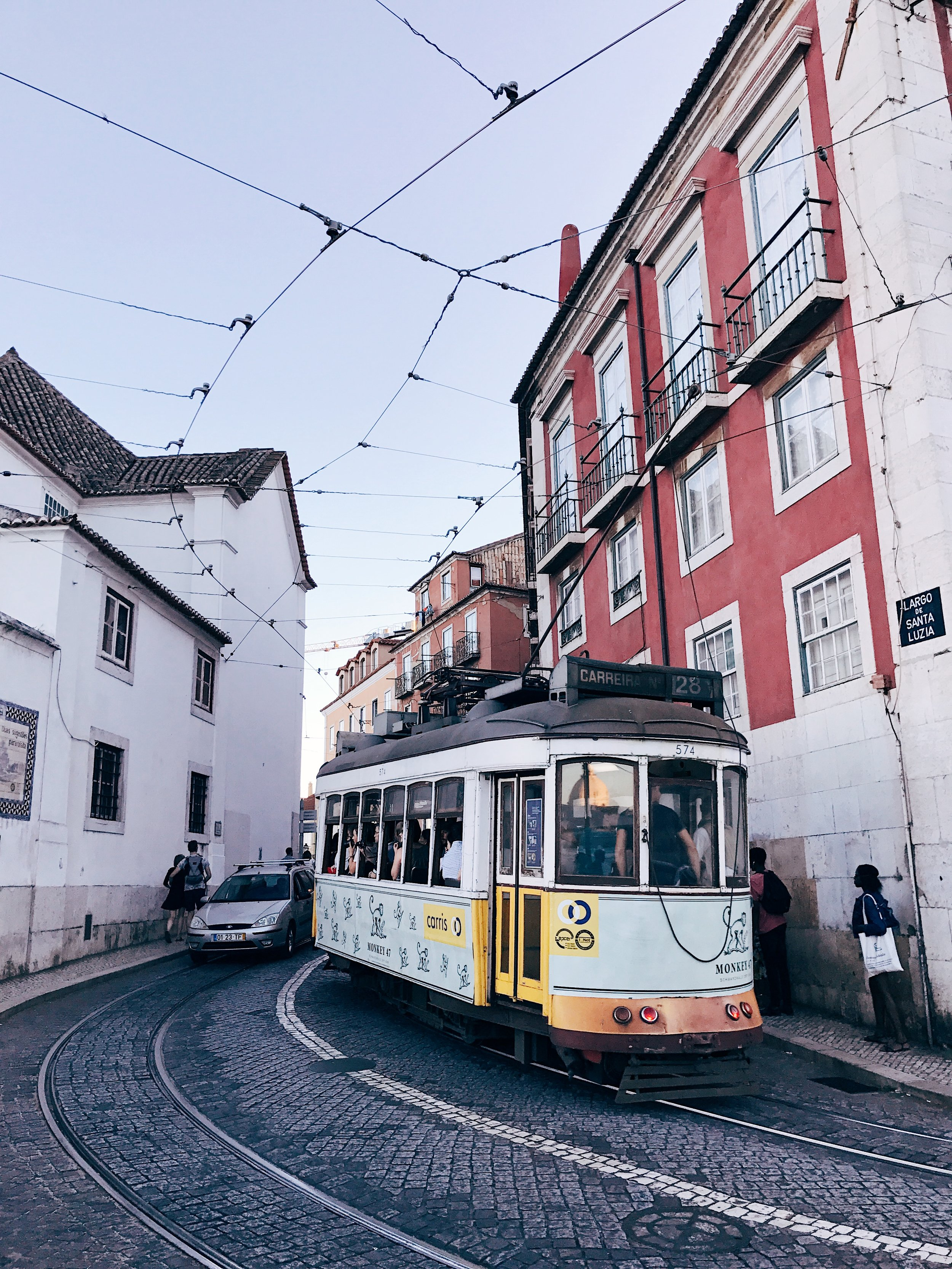 Image: Instagrammable Lisbon - Portas do Sol
