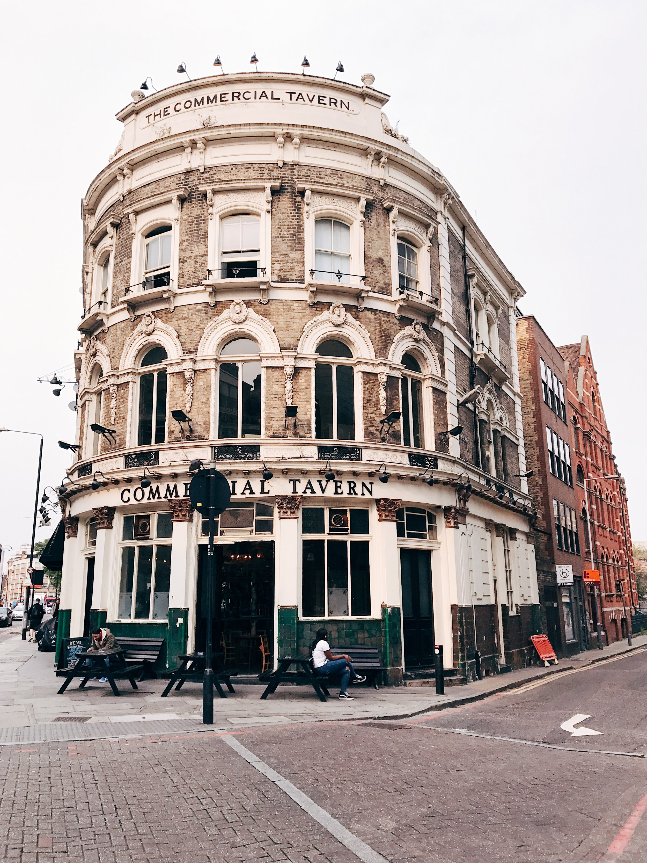 Image: Reasons to Visit London - Many Images to Inspire You to Visit London - Shoreditch
