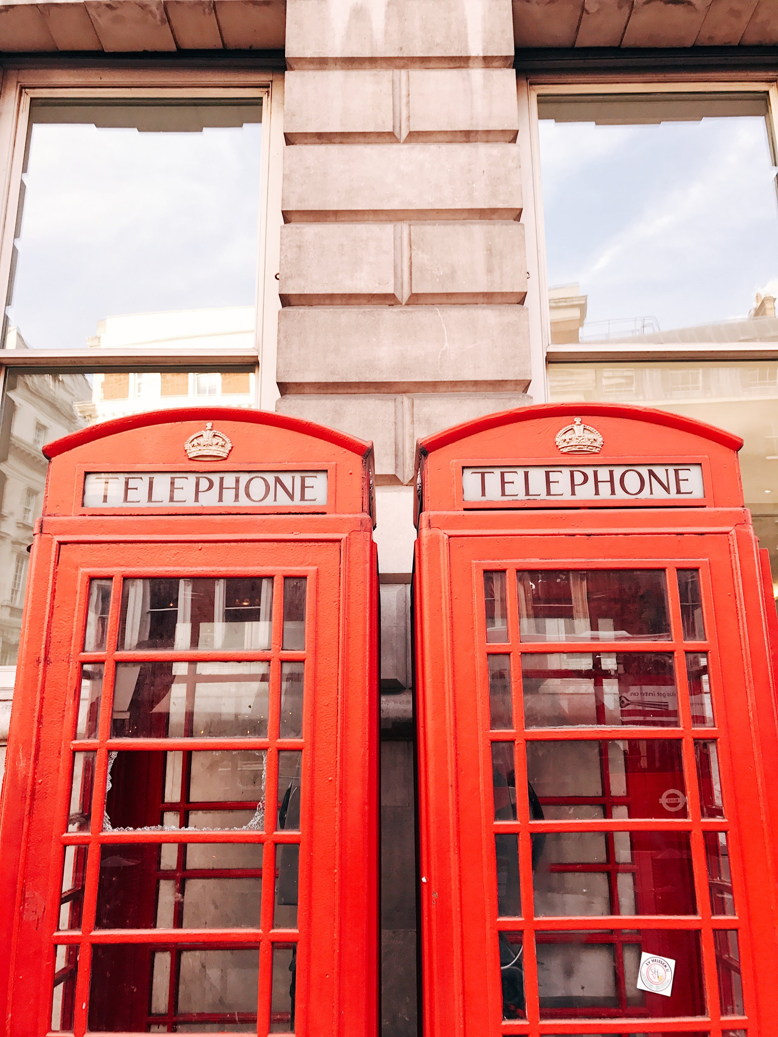 Image: Reasons to Visit London - Many Images to Inspire You to Visit London - Telephone Booth