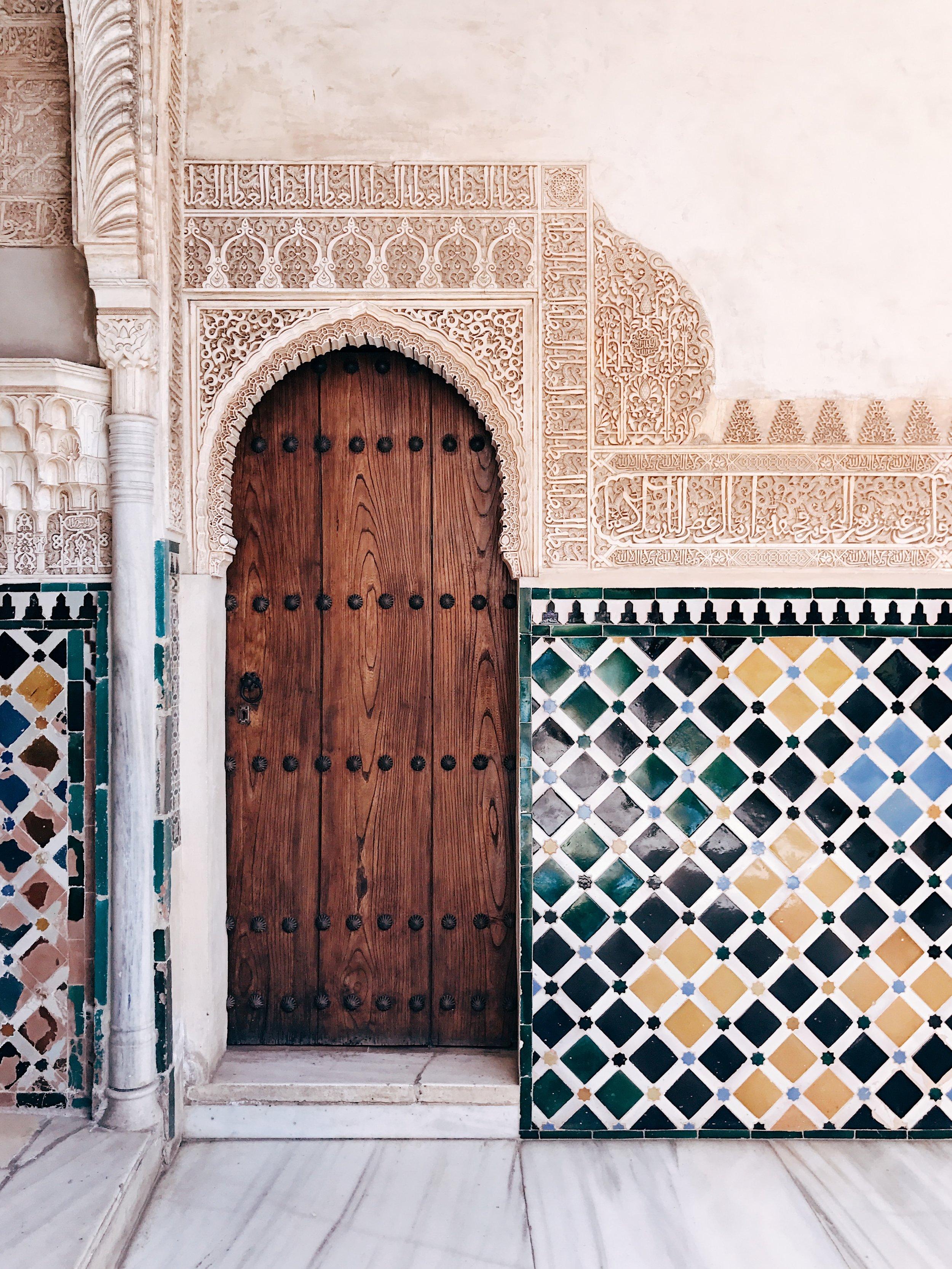 Image: Where to Travel in 2018 - Alhambra - Granada