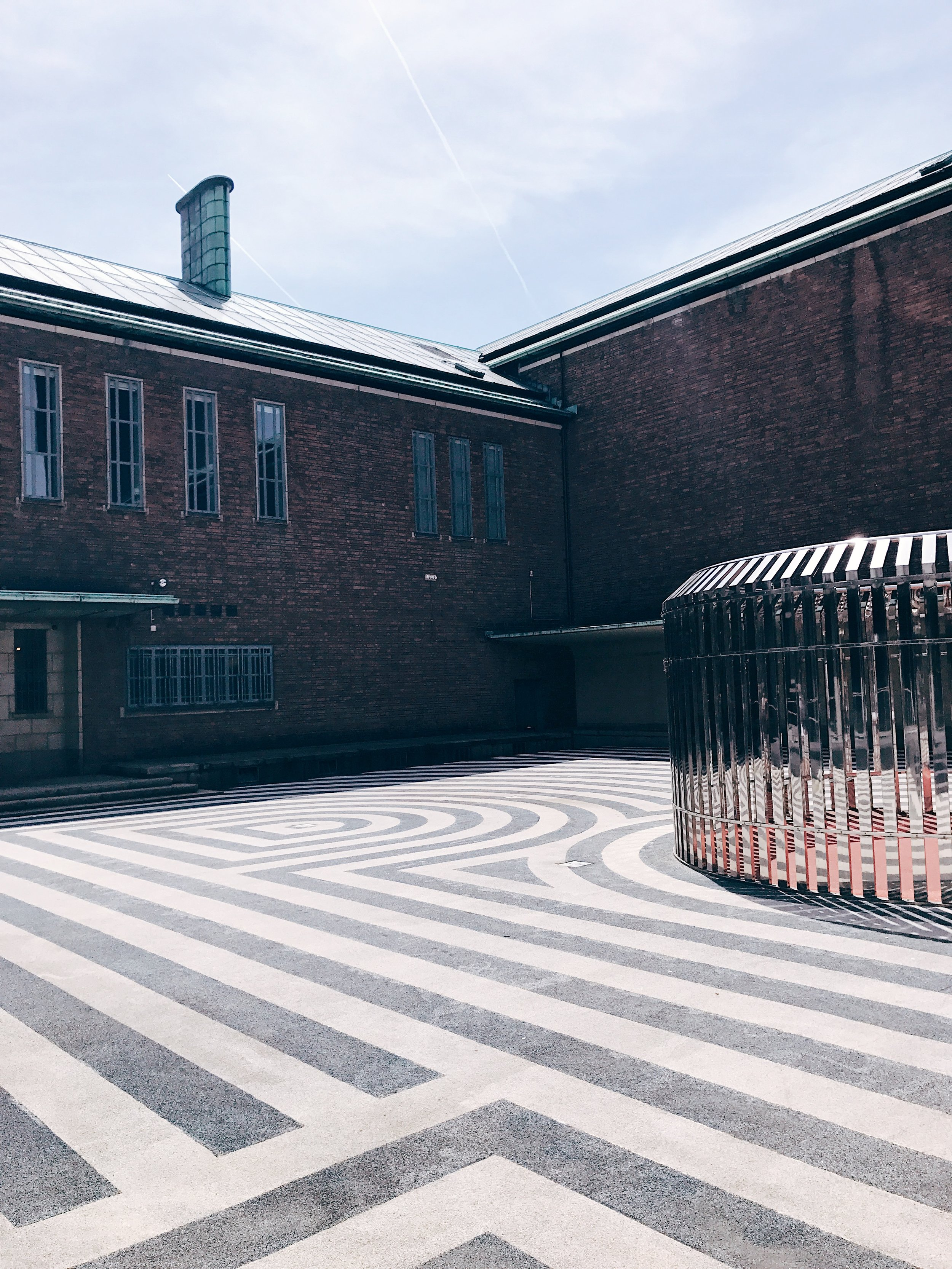 The entry to Museum Boijmans