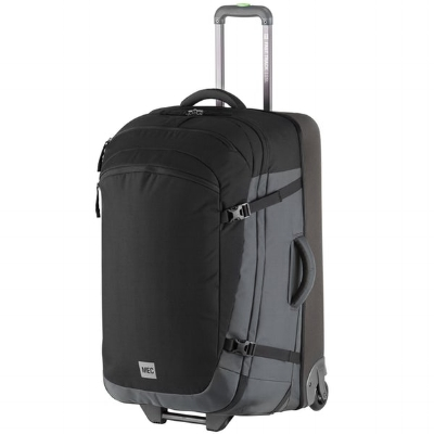 Image: MEC Rolling Duffle Suitcase