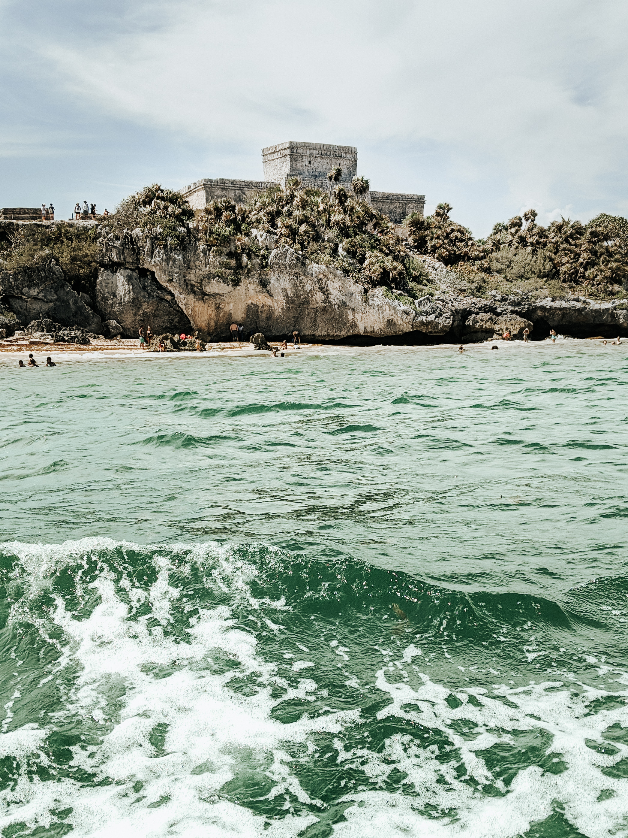 Image: Tulum Travel Tips - Tulum Mayan Ruins