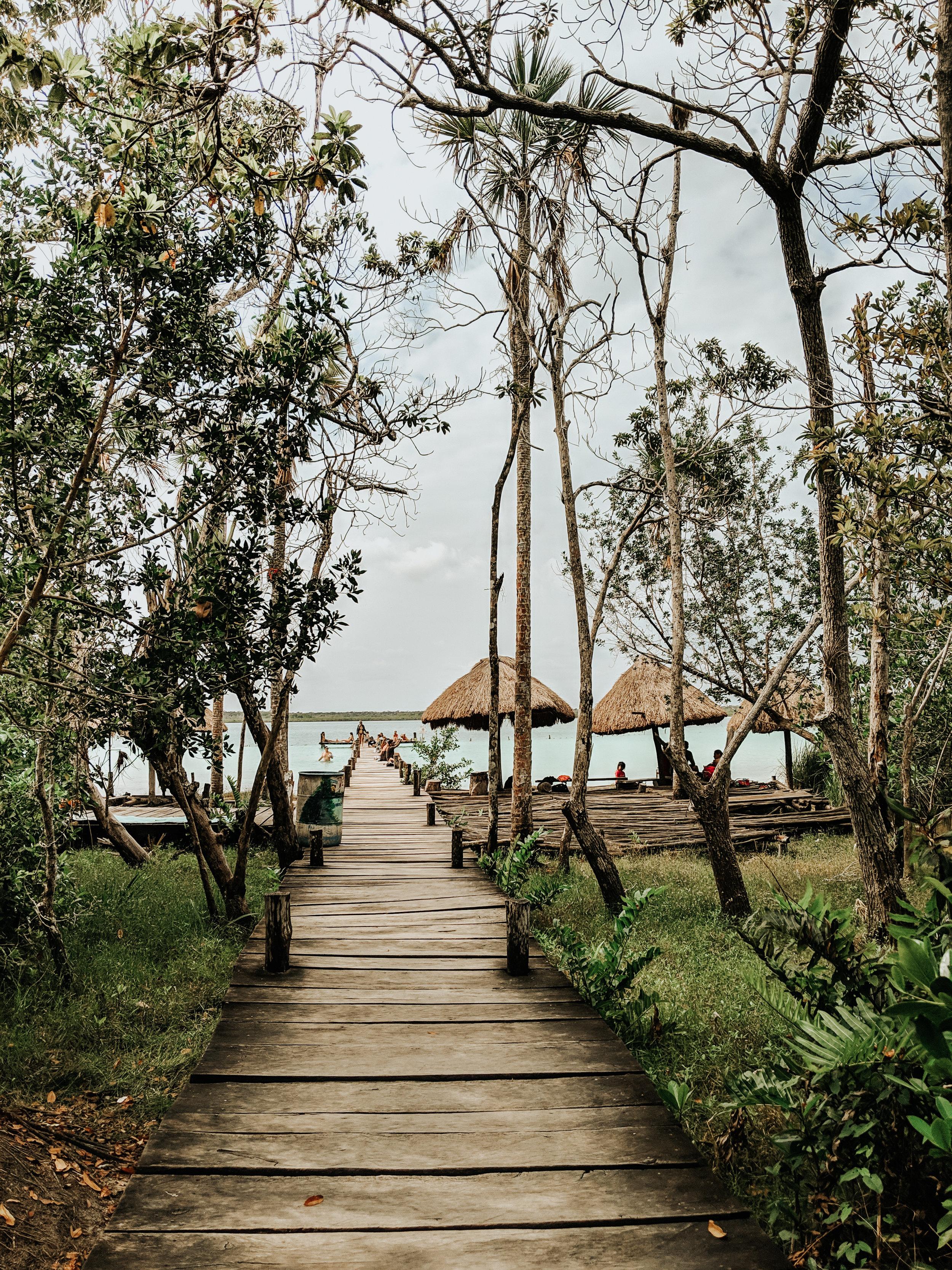 Image: Tulum Travel Tips - Kaan Luum Lagoon Tulum