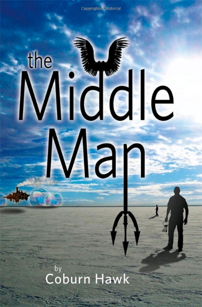 "As one of his passion projects, he has published a Science Fiction novel called "" The Middle Man ."""