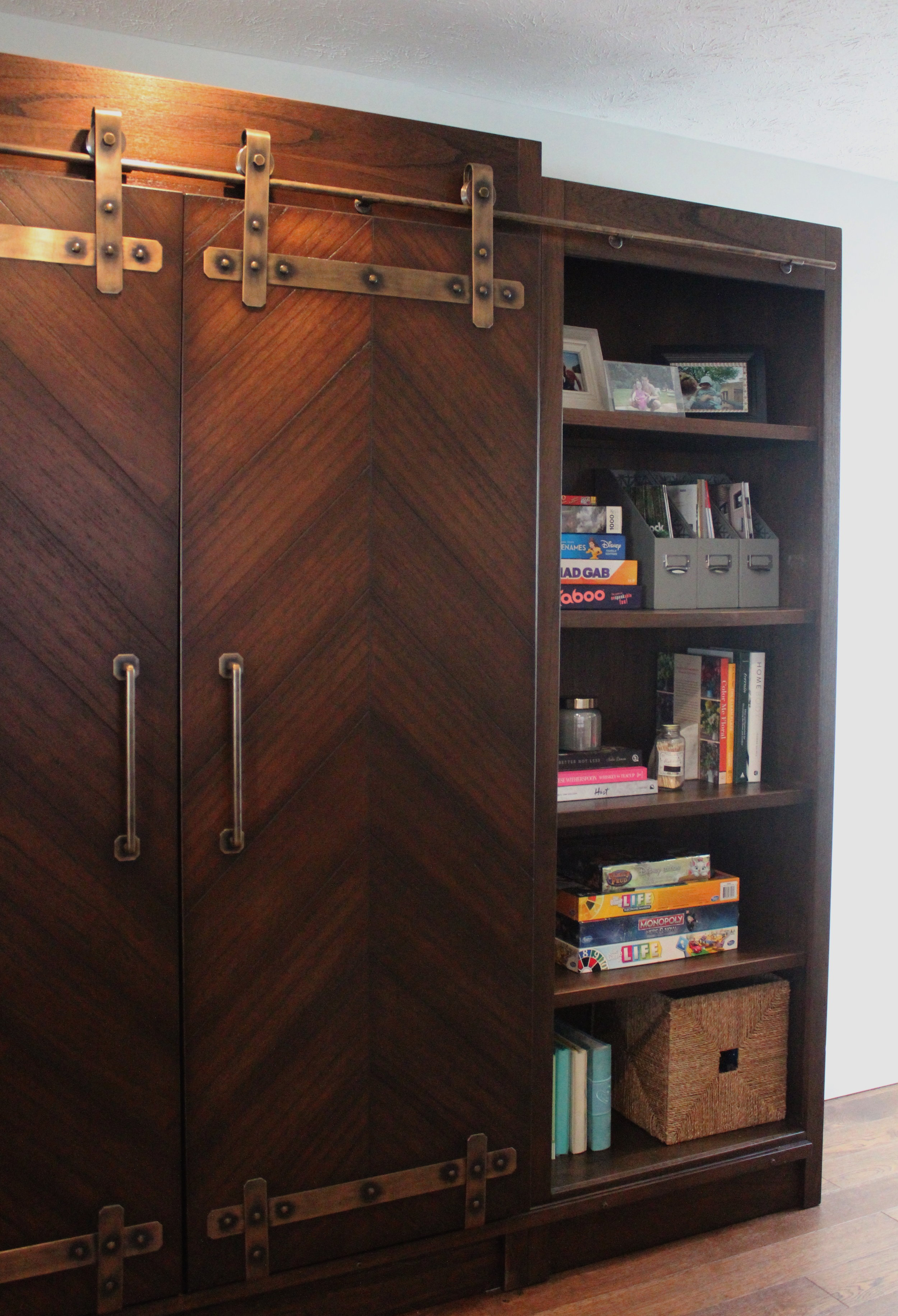 Evalia Design Blog_Bookcase Right Side.JPG