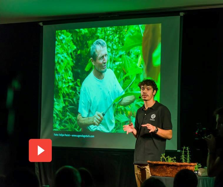 TEDx BLUMENAU - VOCÊ TEM FOME DE QUÊ?