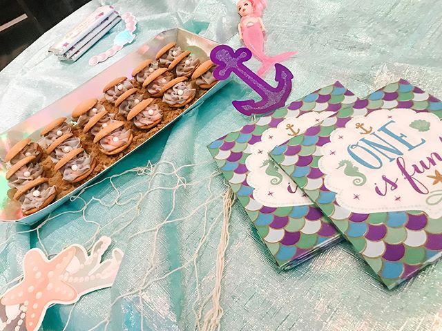 Under The Sea🐙 Happy 1st Birthday Vita! #oneisfun