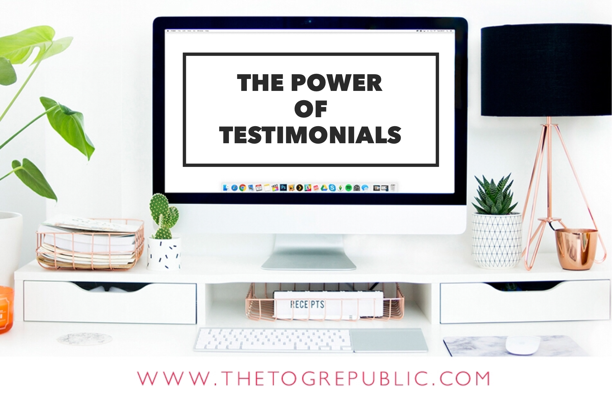 Photography services are a luxury service. And it's because of that, that what others say about your business can make or break your studio; word of mouth is a powerful tool! Learn more about the power of testimonials :)