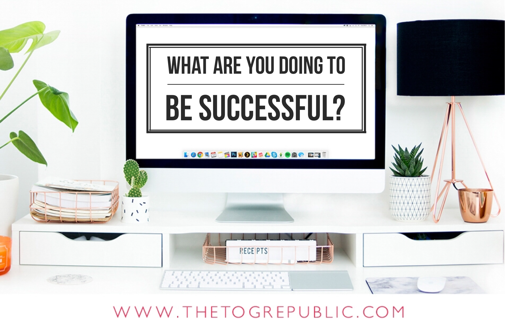 Are you doing everything on your power to be successful?