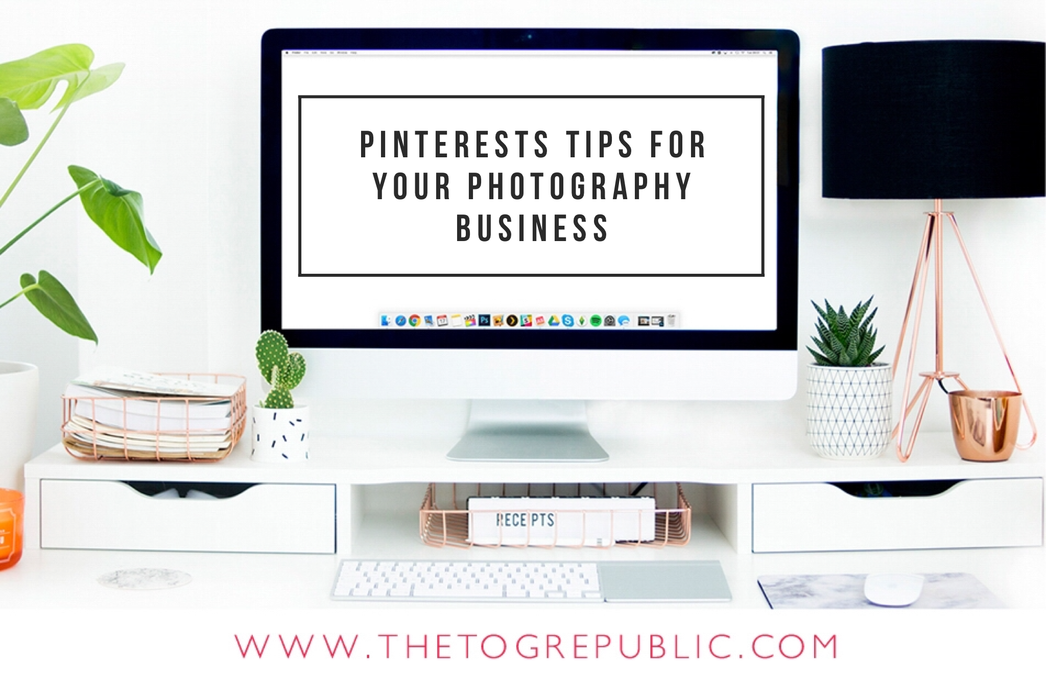pinterest tips for  your photography business