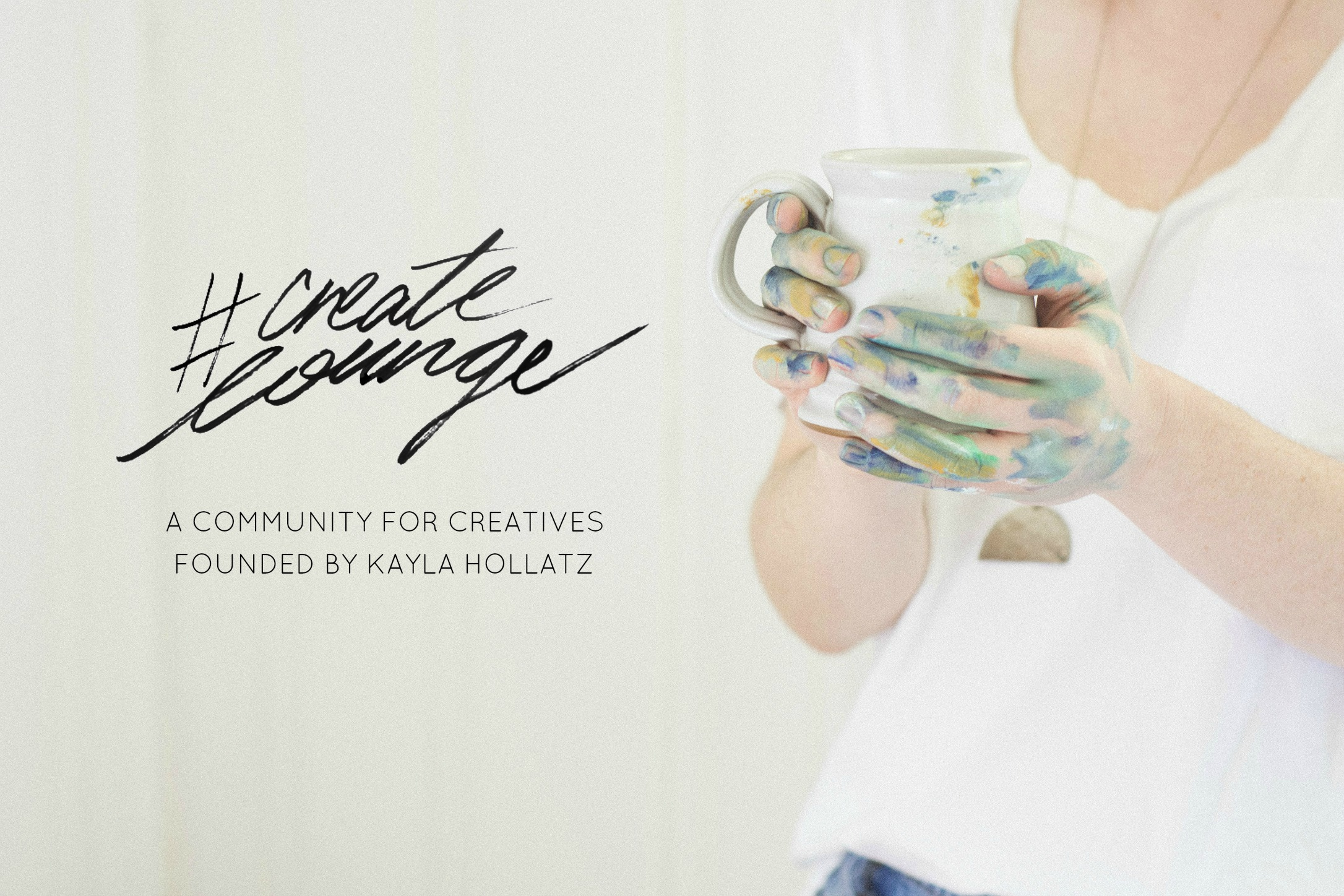 #createlounge: A Community for Creatives