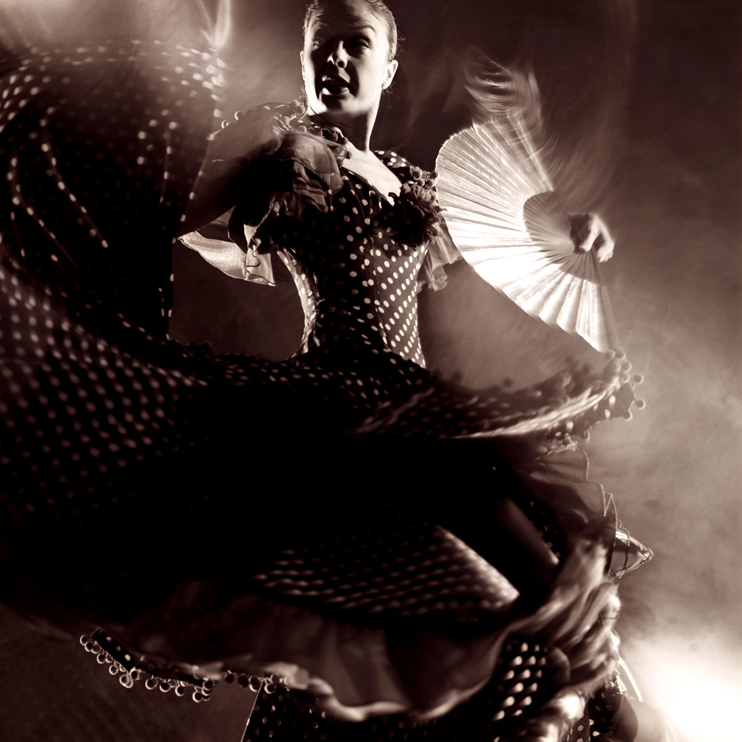 Spanish Dancer by Kimball Hall