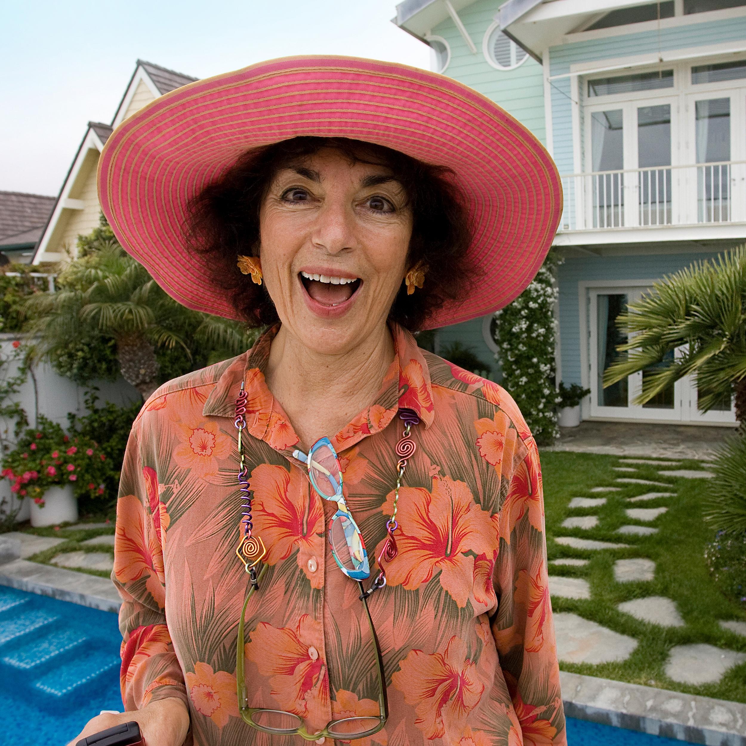 Laura in Malibu by Kimball Hall