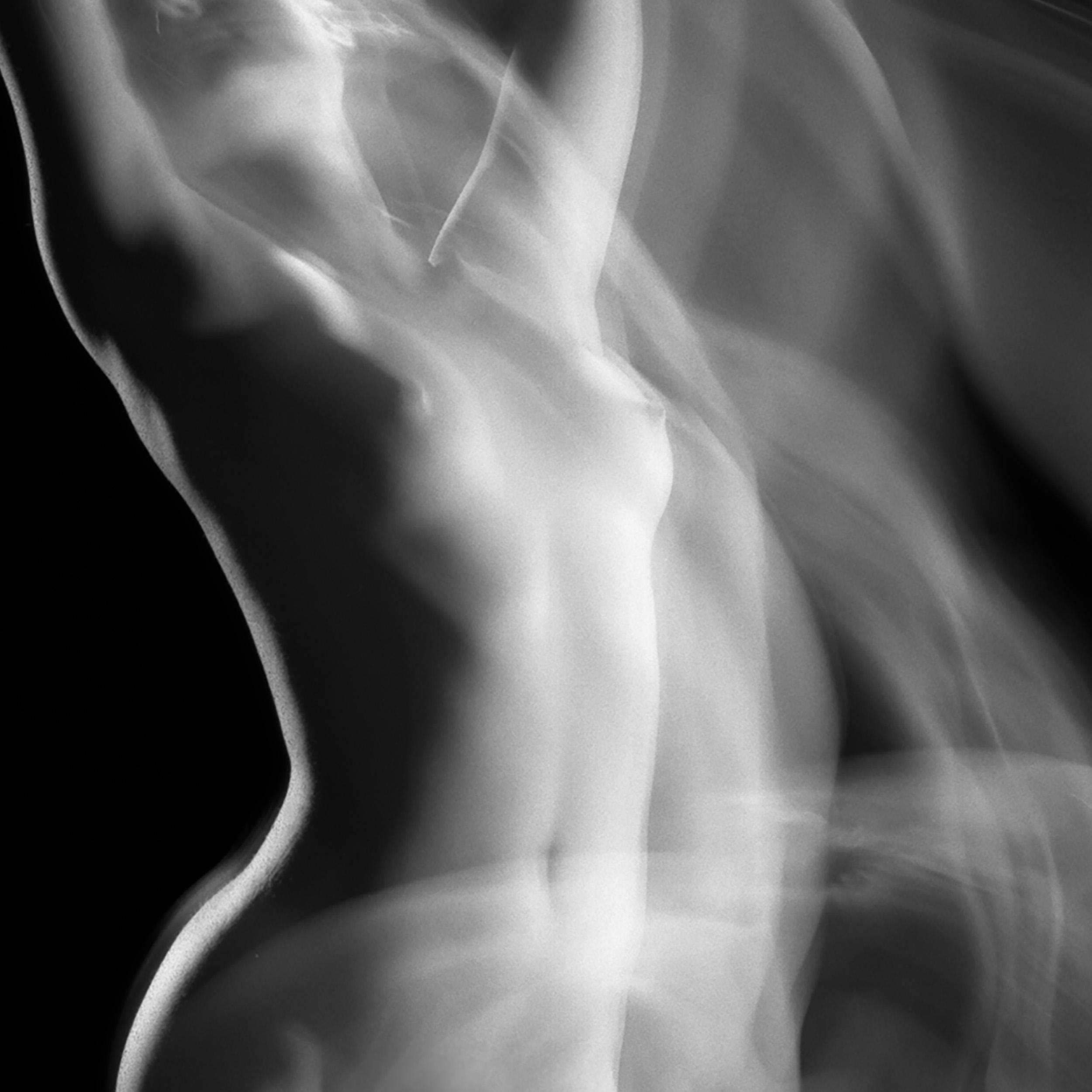 Nude study by Kimball Hall