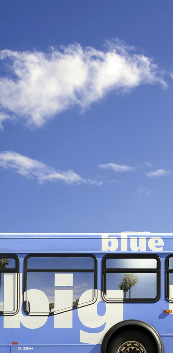 Big Blue -Cloud