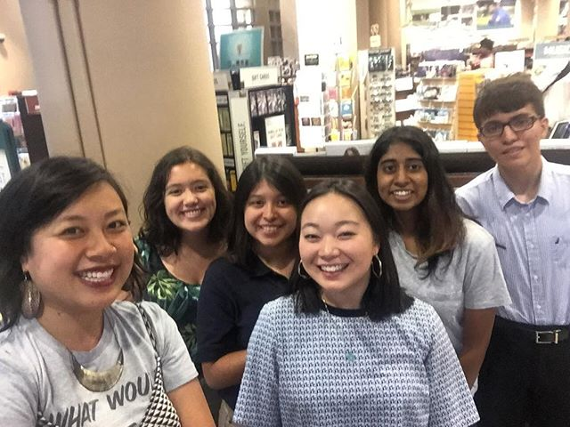 Vote 16 Illinois / Chicago! Met up with some really incredible youth organizers who are making possibility out of very little. Keep an eye out for Ella, Puja, Dominic, Vivekae and Daviana!