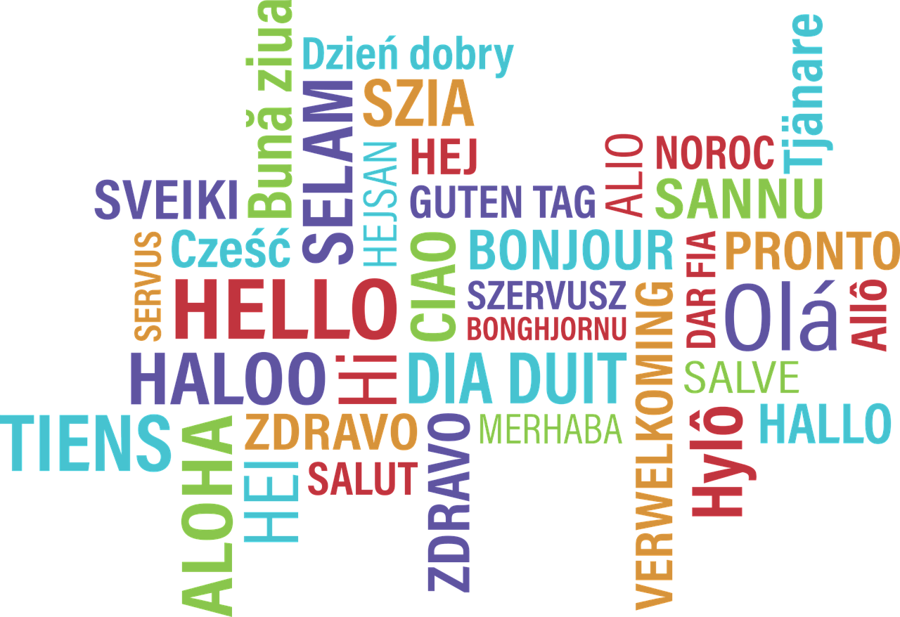 hello in-language